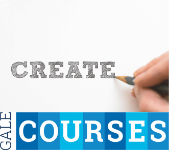 Create with Gale Courses