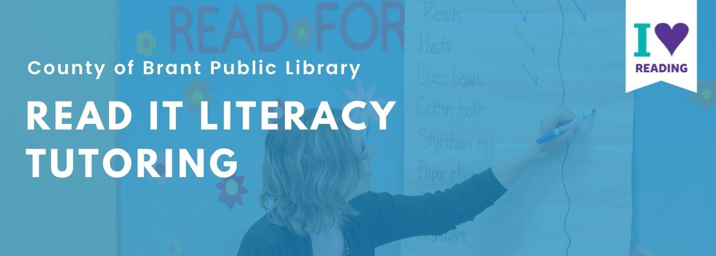 Read It Summer Literacy news banner